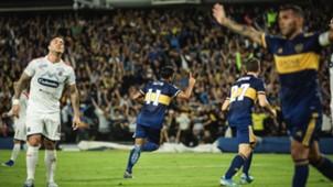 Boca venció 3-0 a DIM