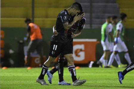 Cerro Largo x Palestino - Libertadores