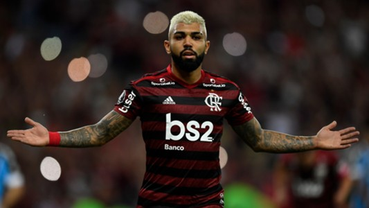 AFP Gabigol Flamengo Grêmio Libertadores
