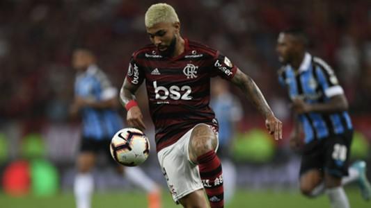Gabriel Barbosa - Gremio semifinales conmebol libertadores