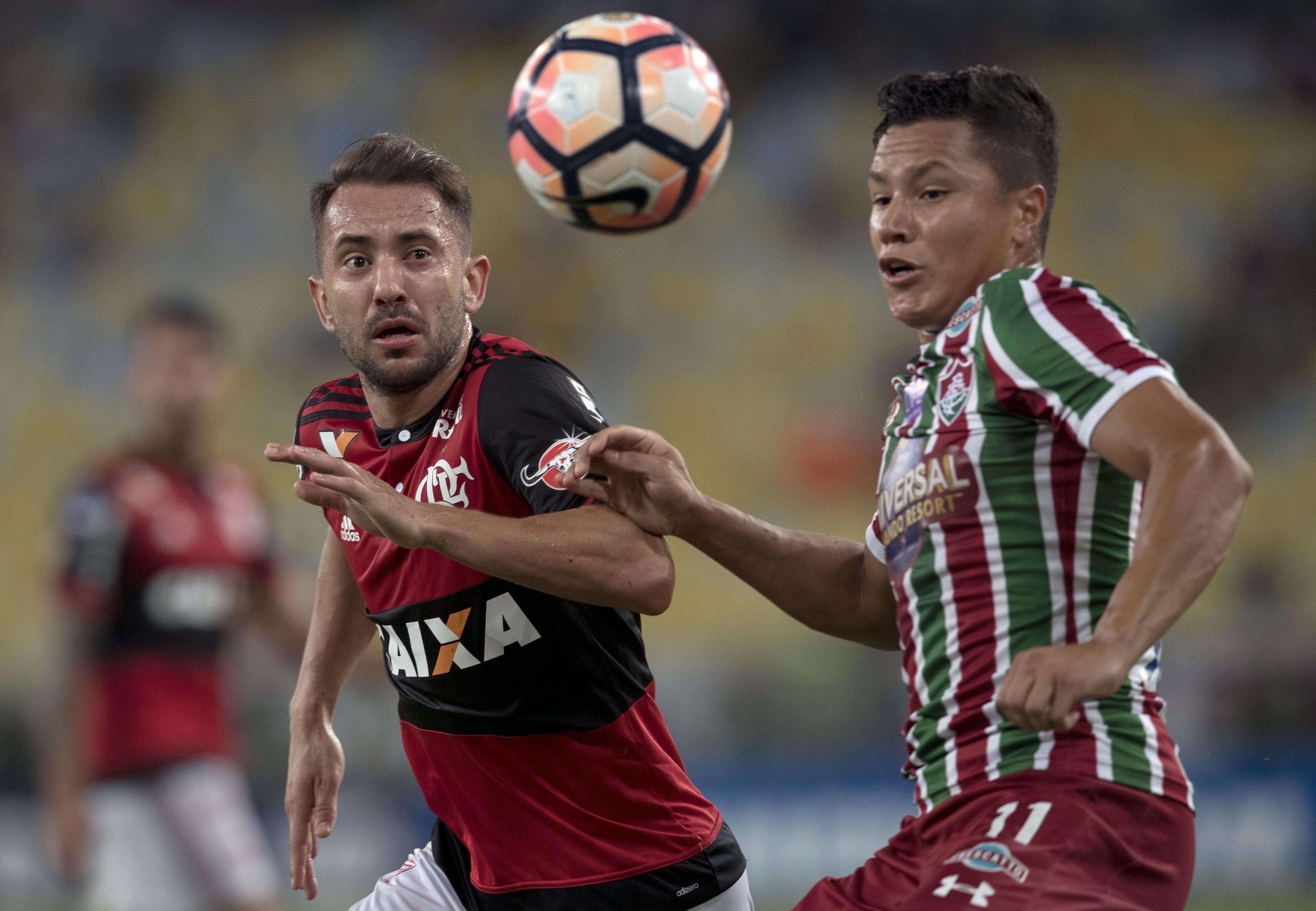 AFP Sul-Americana 2017 Flamengo Fluminense