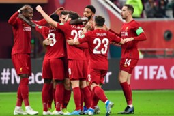 AFP Liverpool Mundial de Clubes