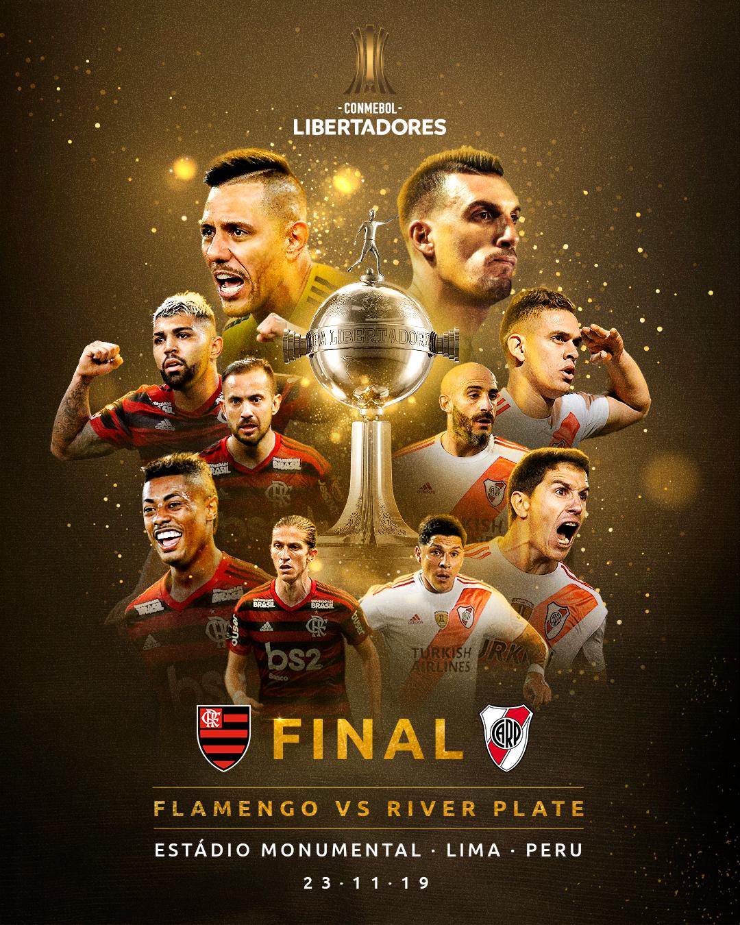 Final - Libertadores - Lima