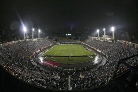 Pacaembu - Libertadores