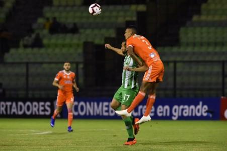 AFP La Guaira Atlético Nacional Copa Libertadores 2019