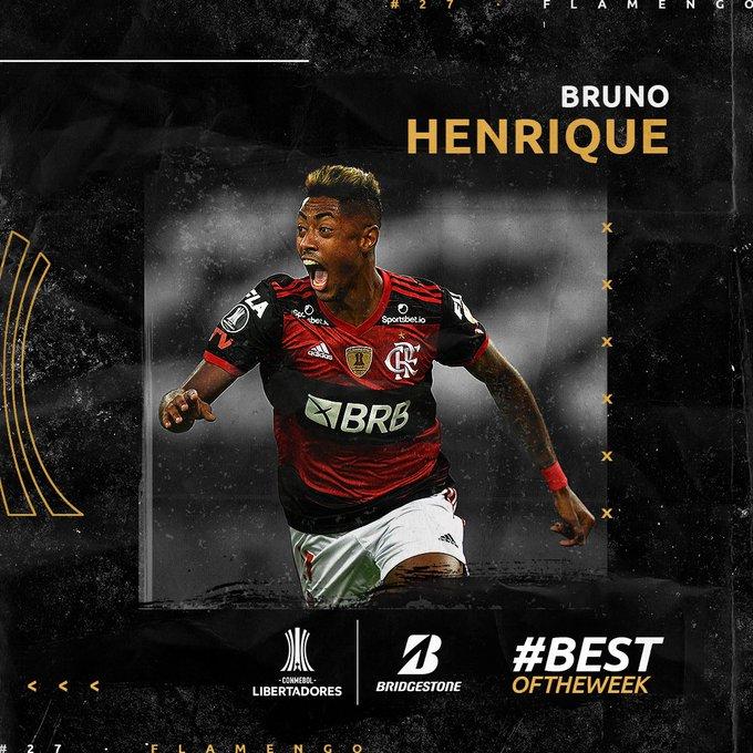 Bruno Henrique Best