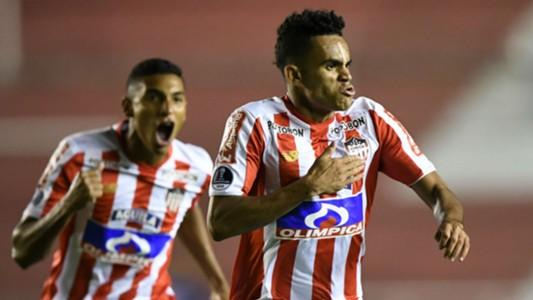 AFP Defensa y Justicia Junior Barranquilla Copa CONMEBOL Sudamericana 01112018 Luis Fernando Diaz