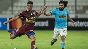 Godoy Cruz Sporting Cristal