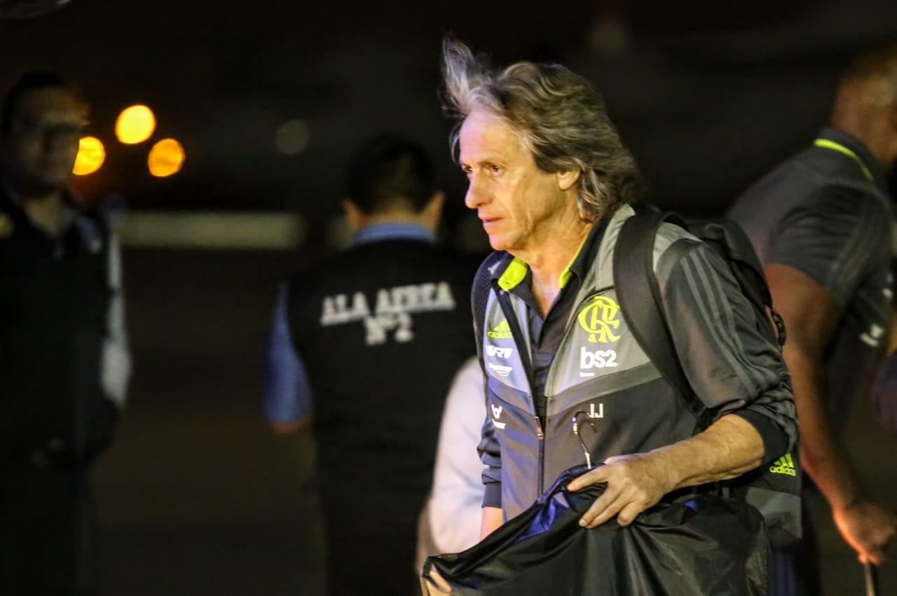Jorge Jesus Flamengo Libertadores