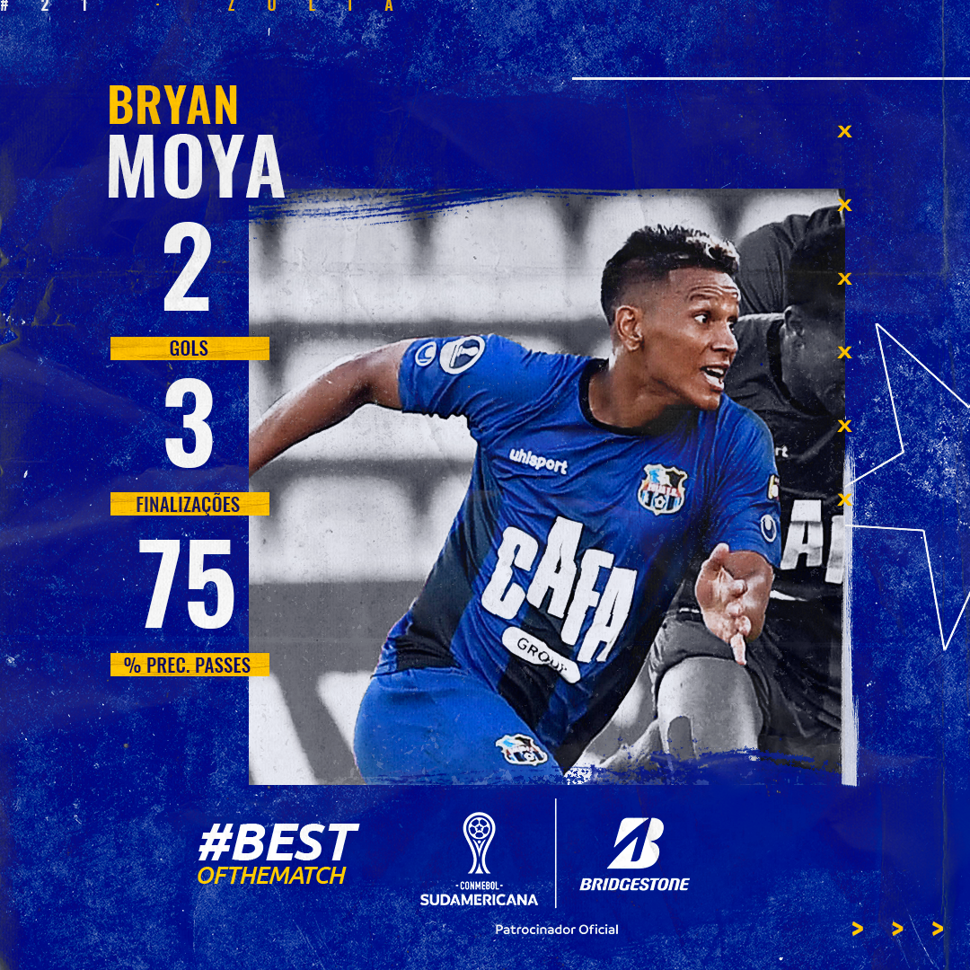 Bryan Moya Best Zulia