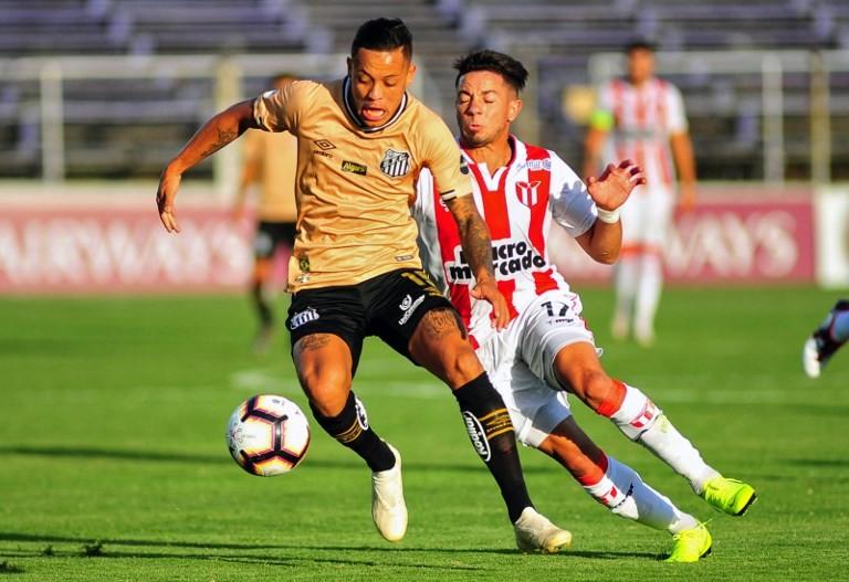AFP River Plate Santos Orinho Sul-Americana