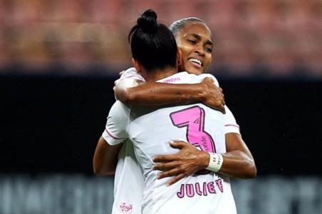 Santos - Libertadores Feminina