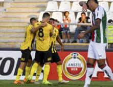 Palestino x Guaraní - Libertadores