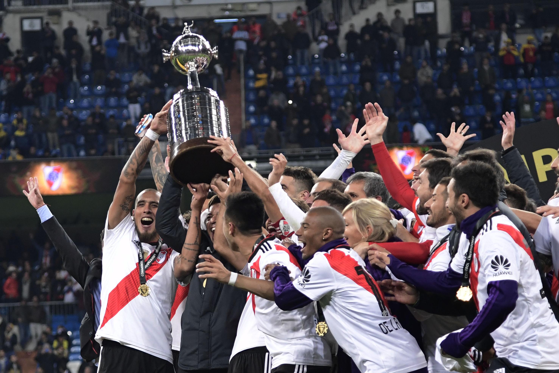 River Campeón 2018