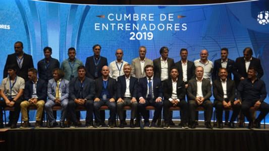 AFP cumbre de técnicos CONMEBOL Copa Libertadores 2019