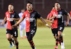 Classificação do Melgar sobre o Potosi