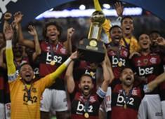 Flamengo campeão Recopa