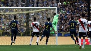 AFP Boca Juniors River Plate Copa CONMEBOL Libertadores 11112018 Agustin Rossi