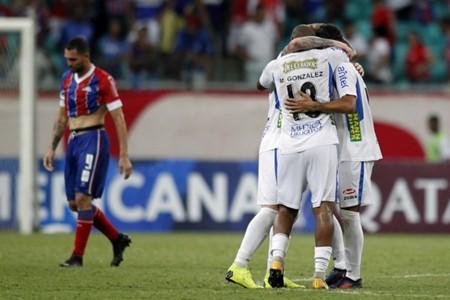 AFP Bahia Liverpool Sul-Americana
