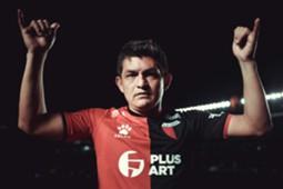 Pulga Rodríguez Colón Atlético Mineiro semifinal Sudamericana