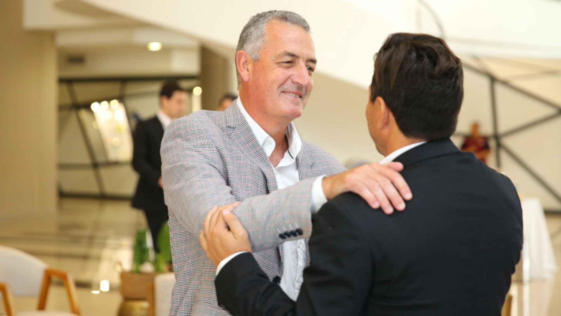 Cumbre entrenadores CONMEBOL Libertadores