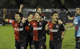 Newells - Boca 2013