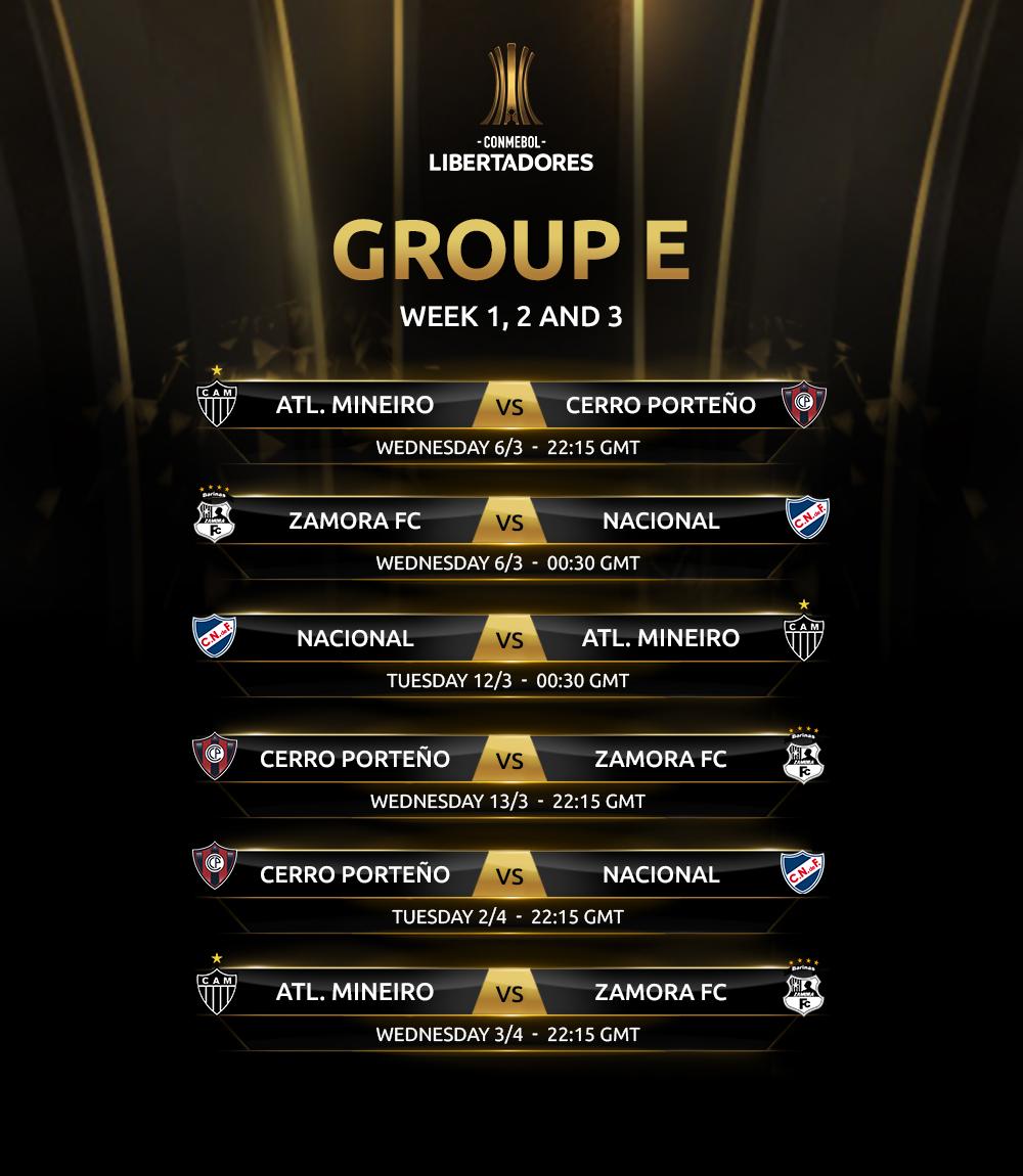 Group E 1