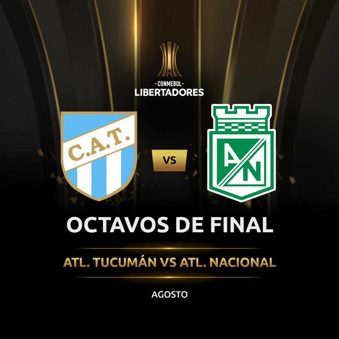 Atlético Tucumán-Atlético Nacional