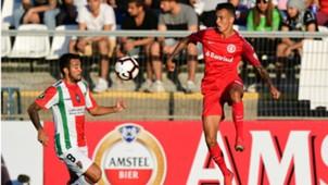 AFP Palestino Internacional Copa Libertadores 2019