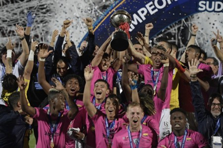 AFP Independiente Del Valle Sul-Americana 2019