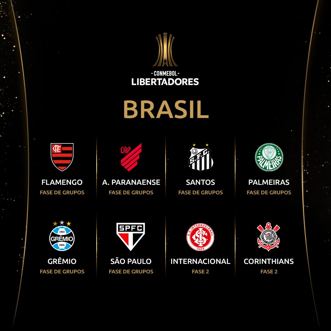 Brasil - Libertadores