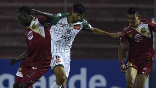 AFP Lucas Mugni Rionegro Águilas Oriente Petrolero Copa Sudamericana 2019