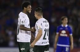 AFP Palmeiras Libertadores 2020
