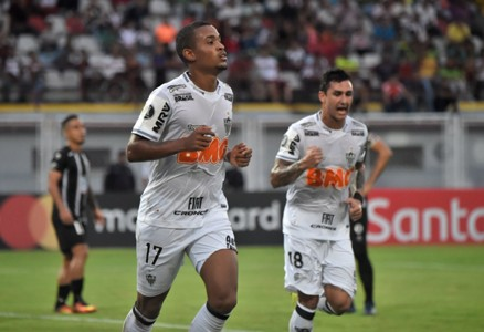 Zamora x Atlético-MG