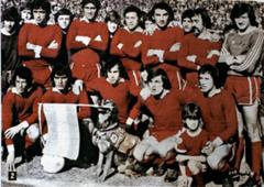 Independiente Libertadores 1974