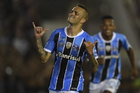 Luan - Grêmio 2017