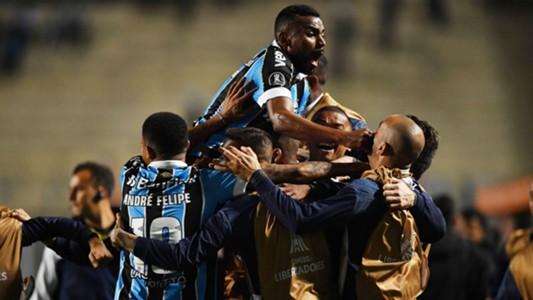 AFP Gremio Palmeiras Copa Libertadores