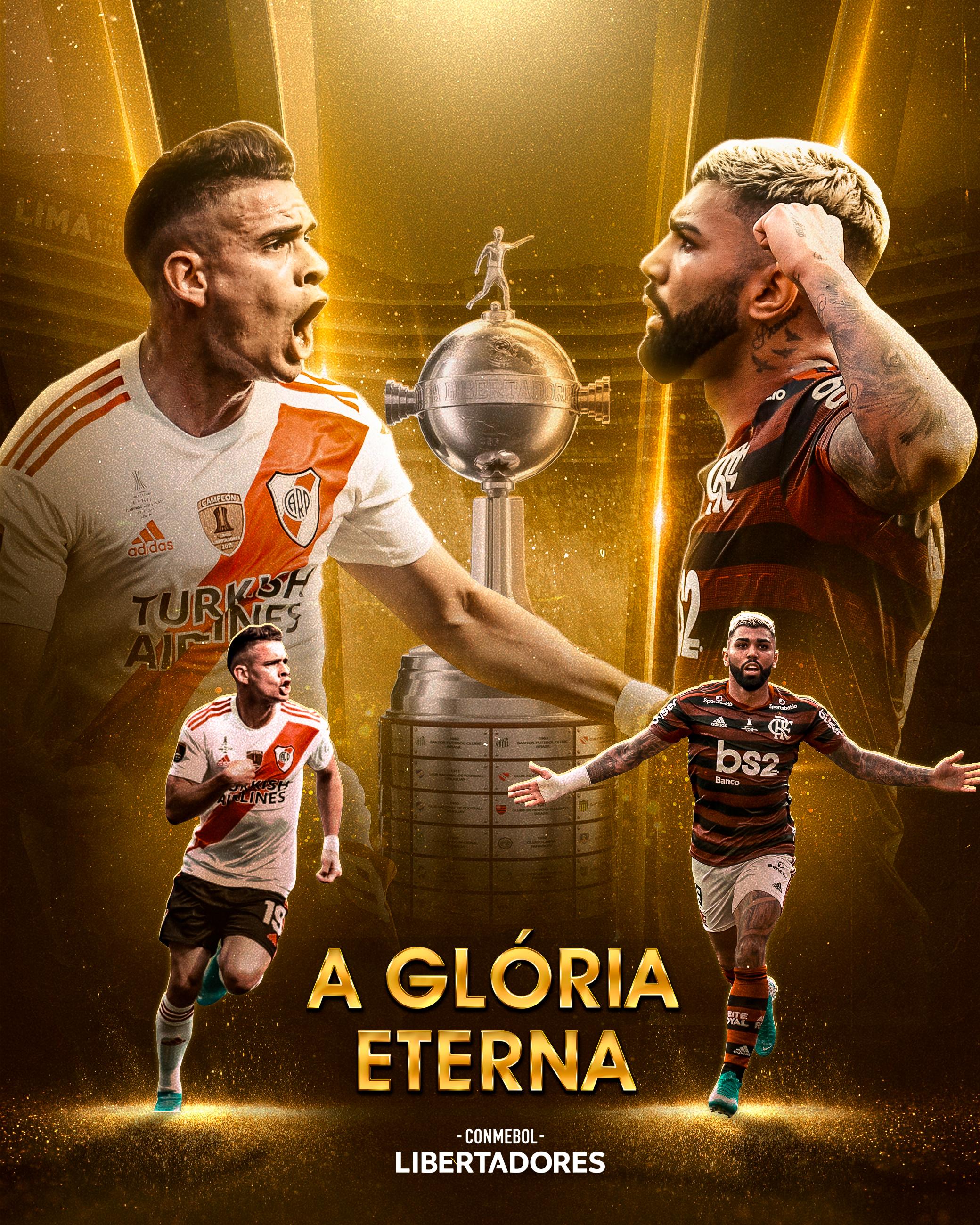 Final LIbertadores 2019: Flamengo x River Plate