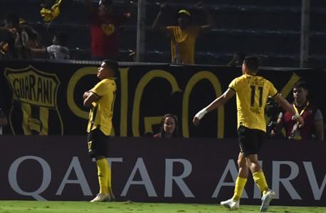 Guaraní - Libertadores