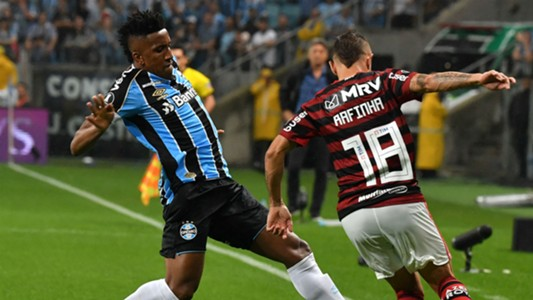 Gremio Flamengo semifinal Libertadores ida