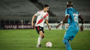 Nacho Fernández Copa Libertadores