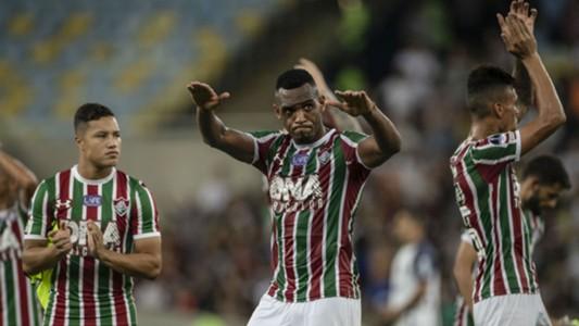 AFP Fluminense Nacional Copa CONMEBOL Sudamericana