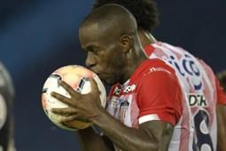 AFP Carmelo Valencia Junior Libertadores 2020