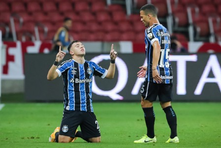 Pepê Internacional Grêmio Libertadores 2020