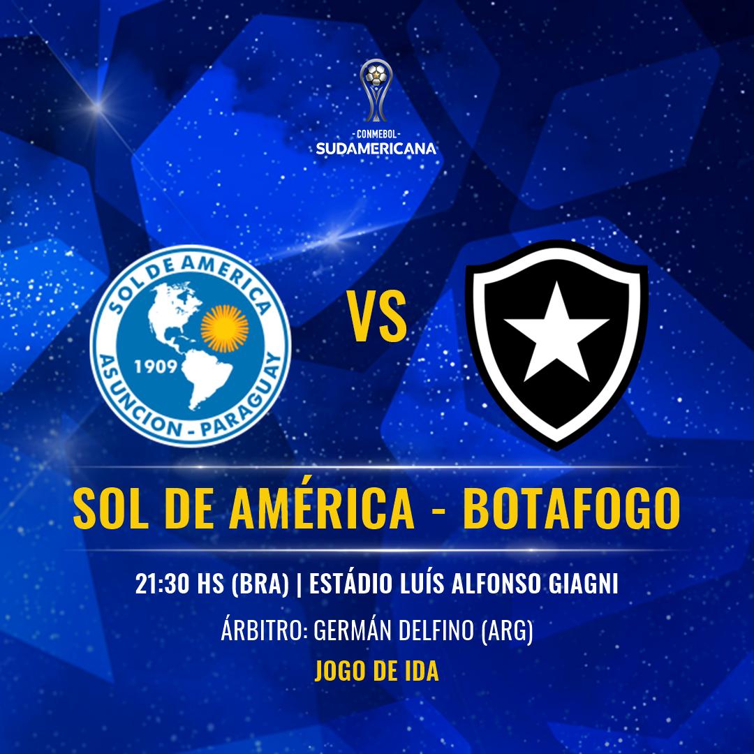 Sol de América vs Botafogo
