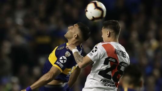 AFP Lucas Martínez Quarta River Copa Libertadores