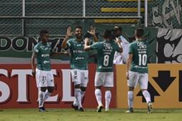 AFP Deportivo Cali River Plate Sul-Americana 2020