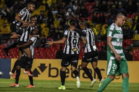 AFP La Equidad Atlético-MG Copa Sul-Americana 2019