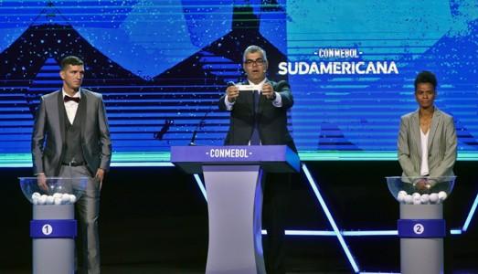 AFP Sorteio Sul-Americana 2020