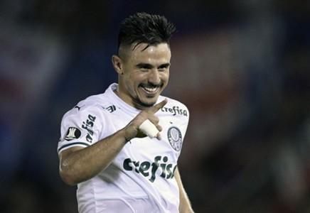 AFP Willian Palmeiras Libertadores 2020